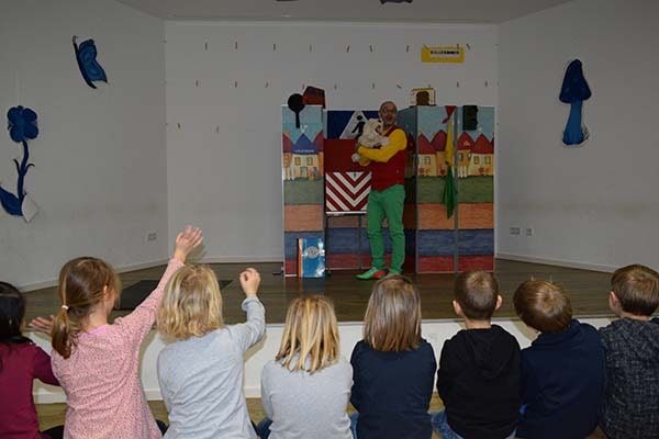 Foto Kinderverkehrsbühne